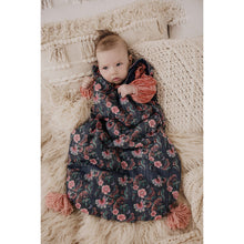 Load image into Gallery viewer, Louise Misha Sleeping Bag - Storm Flowers