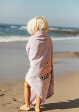 Load image into Gallery viewer, The Beach People - Sirene Kids Beach Towel