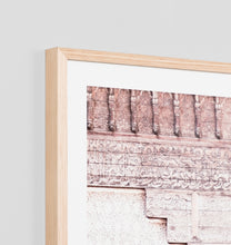 Load image into Gallery viewer, Framed Print- Blush Windows