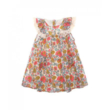 Load image into Gallery viewer, Louise Misha - Costa  Dress- Multi Flowers