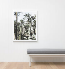 Load image into Gallery viewer, Framed Print- Cactus Sanctuary