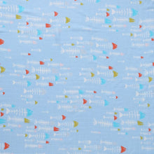 Load image into Gallery viewer, Kip & Co - Catch of the Day Bamboo Swaddle