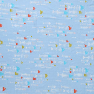 Kip & Co - Catch of the Day Bamboo Swaddle
