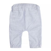 Load image into Gallery viewer, Miann & Co - Chambray Stripe Harem Pant