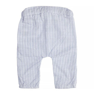 Miann & Co - Chambray Stripe Harem Pant