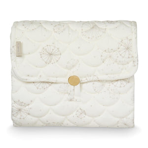 Cam Cam Quilted Changing Mat - Dandelion Natural
