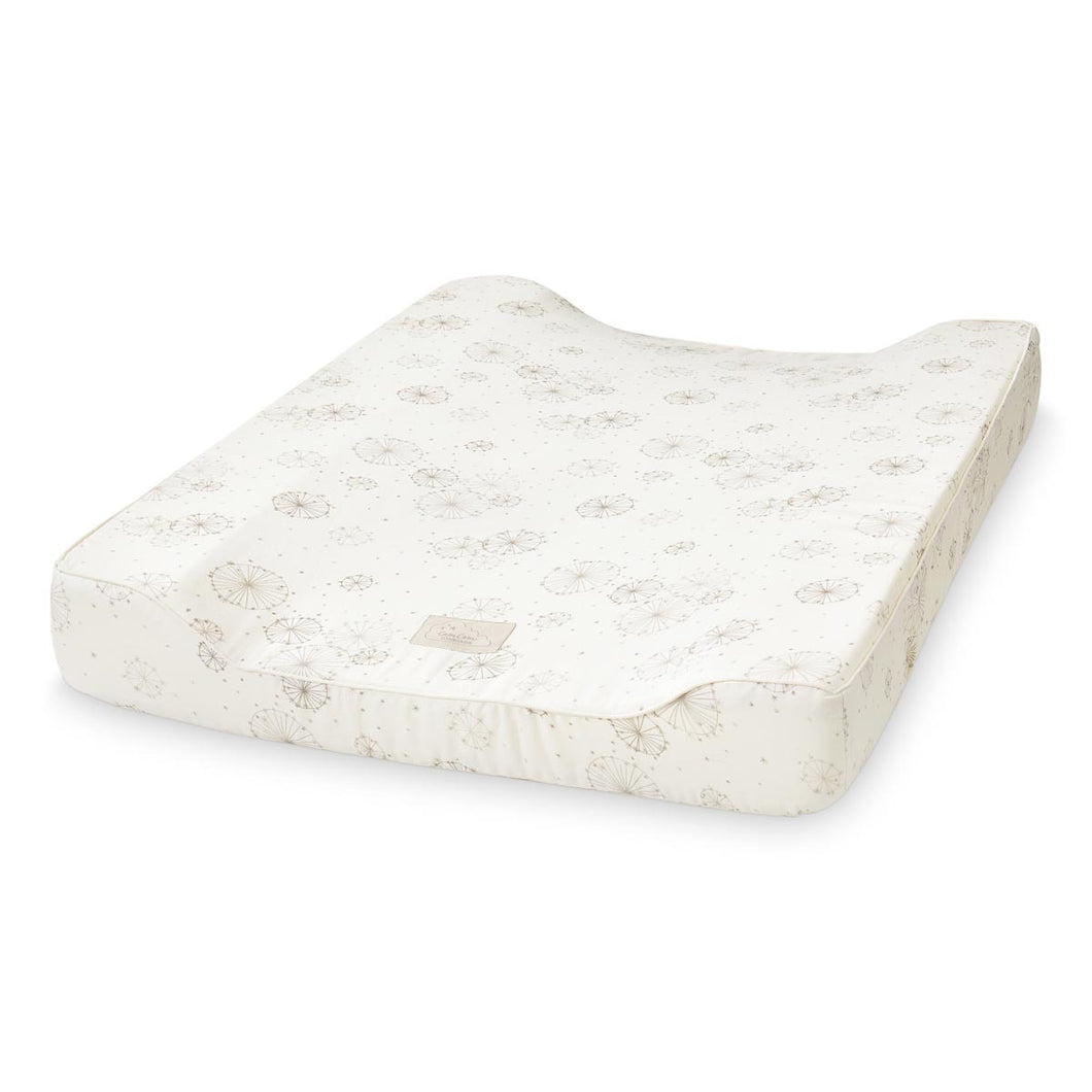 Cam Cam Changing Cushion - Dandelion Natural