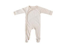 Load image into Gallery viewer, Illoura Footed Romper - Natural
