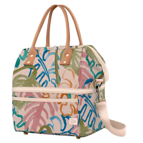 The Somewhere Co. Wild Monstera Cooler Bag