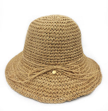 Load image into Gallery viewer, Fini. Straw Hat - Adult