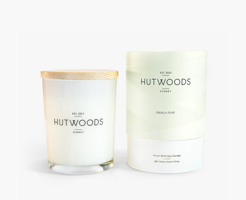 Hutwoods Medium Candle - French Pear