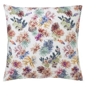 Kip & Co - Great Barrier Reef Cotton Euro Pillowcase