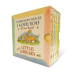 Guess How Much I Love You All Year Round - Little Library