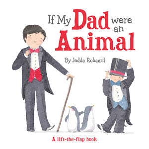 If My Dad were an Animal Book