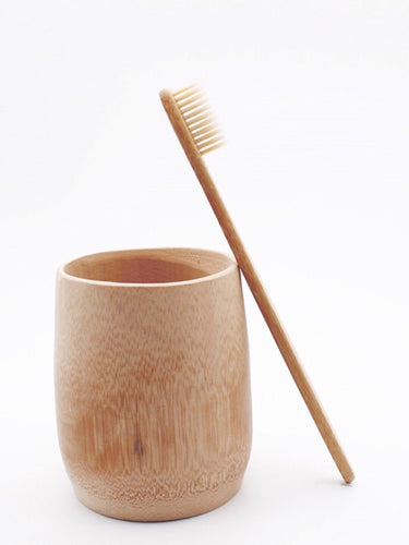 Lion + Lamb the Label - Bamboo Toothbrush