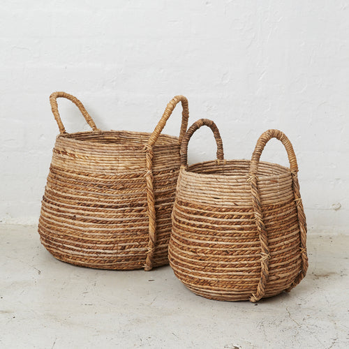 Inartisan Kaira Natural Belly Basket
