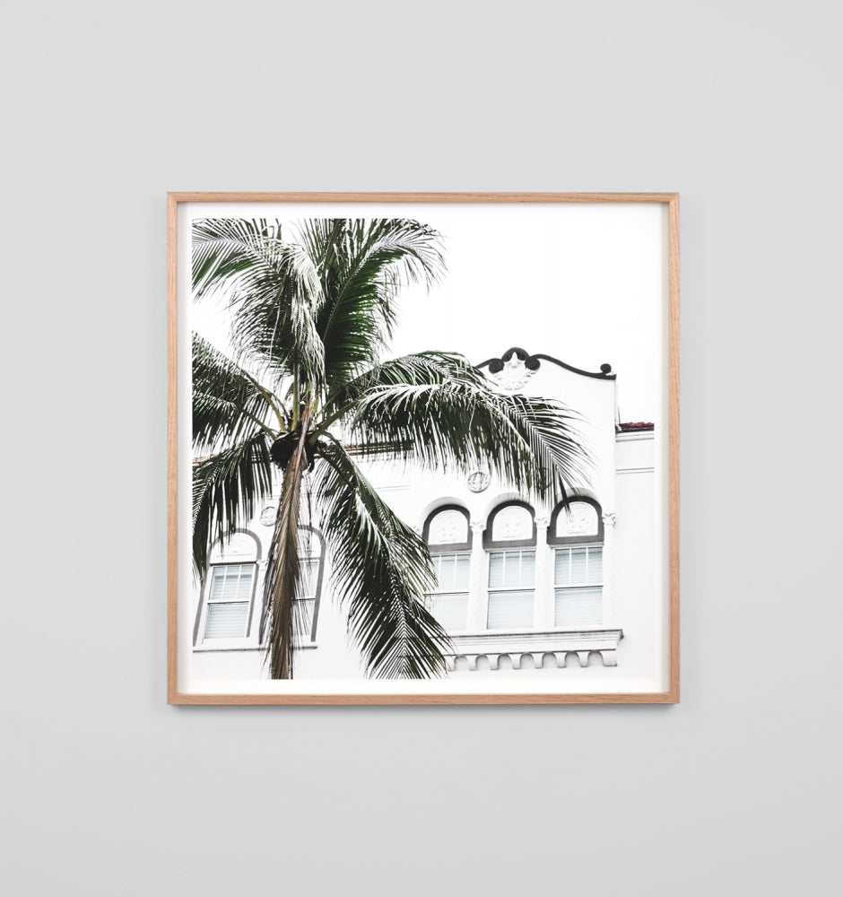Framed Print - Island Holiday