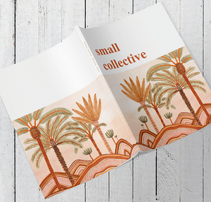 The Small Collective Magazine Issue 02 - Fire Within