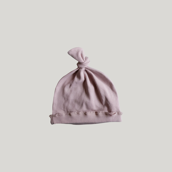 Susukoshi Knotted Hat - Blush