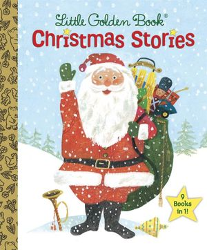 The Little Golden Book - Christmas Stories
