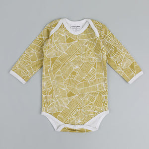 Shaded Baby Suit - Long Sleeve