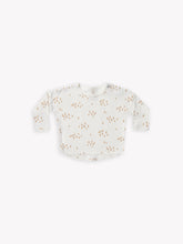 Load image into Gallery viewer, Quincy Mae Long Sleeve Tee - Ivory