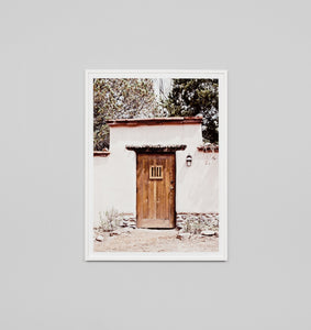 Framed Print- Mexican Entrance