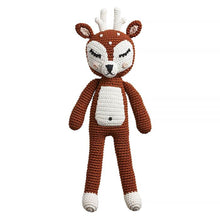 Load image into Gallery viewer, Miann & Co Large Soft Toy - Dancer Deer