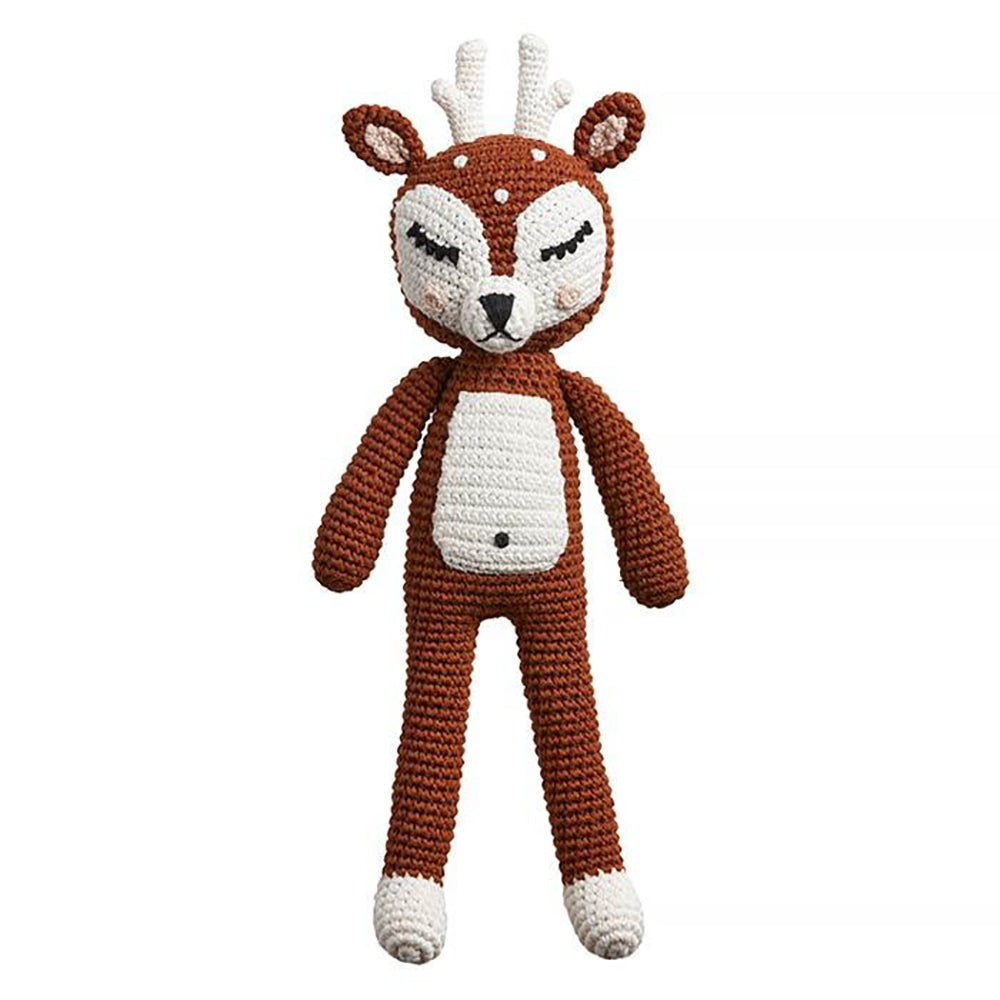 Miann & Co Large Soft Toy - Dancer Deer