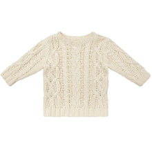 Load image into Gallery viewer, Miann & Co - Cable Knit Jumper