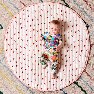 Kip & Co - Mon Cherie Quilted Baby Play Mat