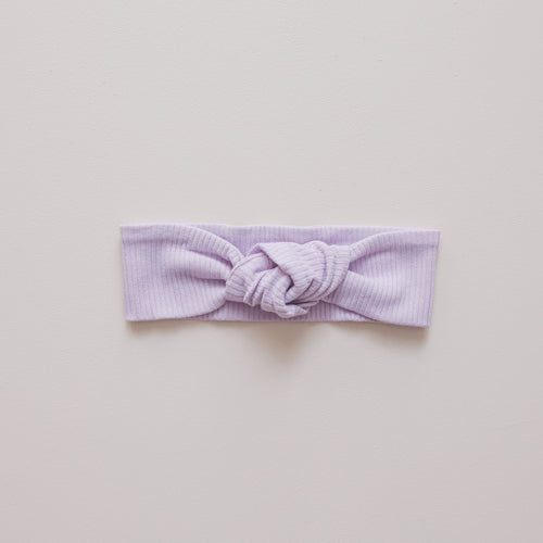 Two Darlings Lilac Top Knot