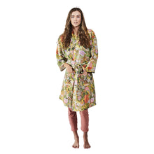 Load image into Gallery viewer, Kip & Co - Native Linen Robe