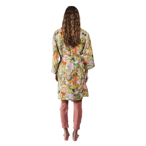 Kip & Co - Native Linen Robe