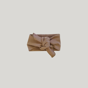 Susukoshi Headband - Chocolate