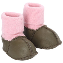 Load image into Gallery viewer, Kip & Co - Olive Baby Bootie