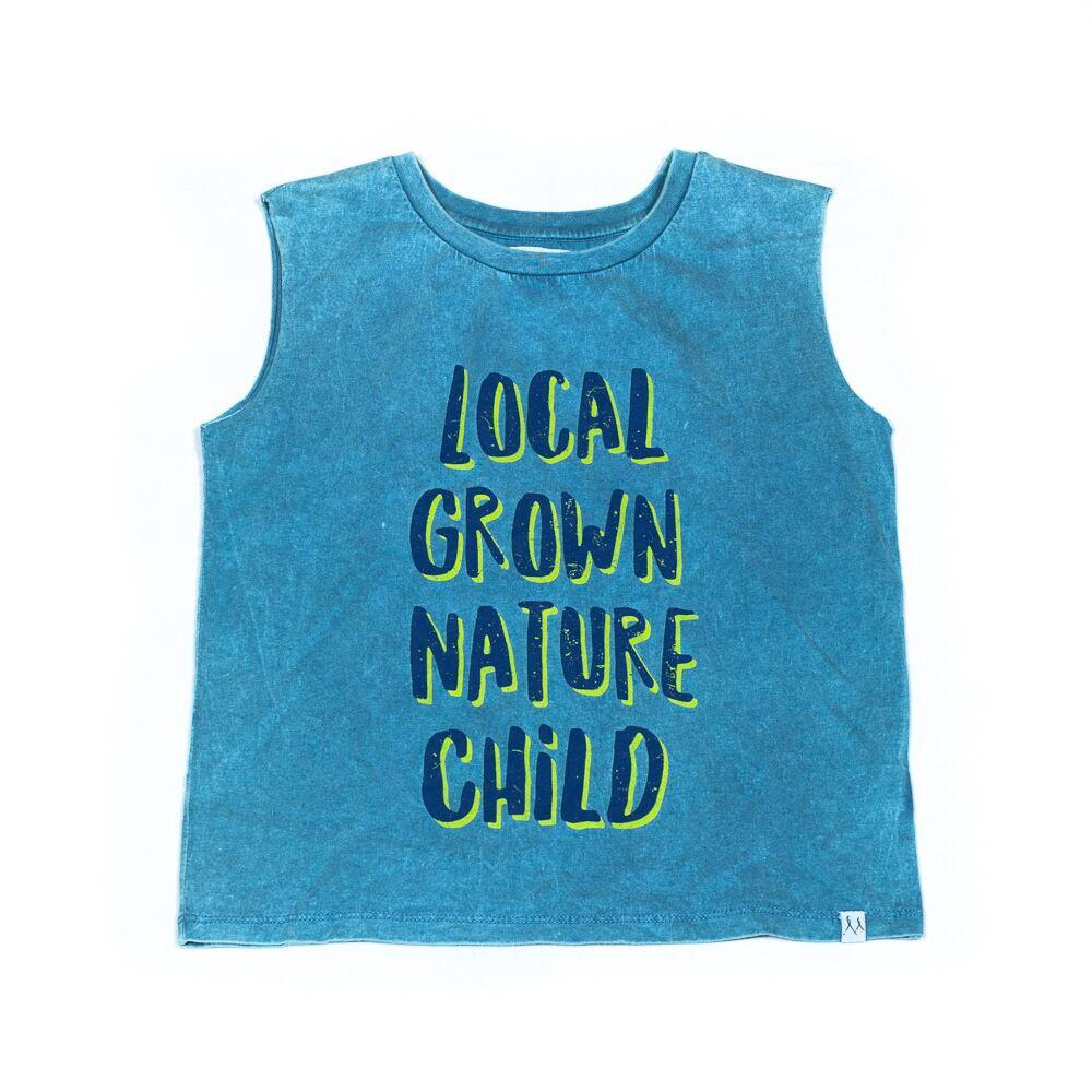 Children of the Tribe - Local Grown Muscle Tee