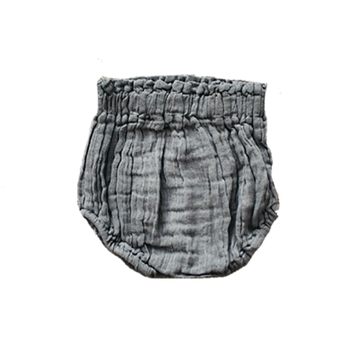 Muslin Bloomers - Charcoal