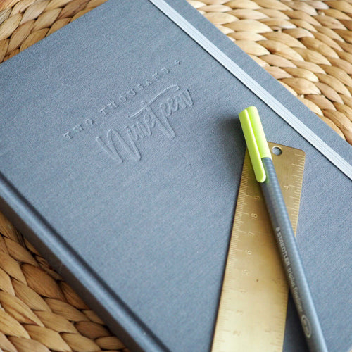 Planner / Diary - Grey