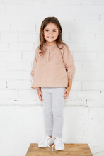 Load image into Gallery viewer, Miann & Co - Praline Flowy Top