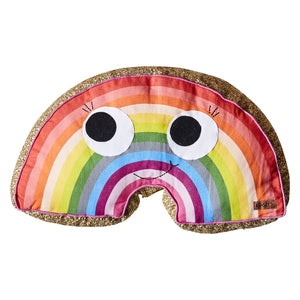 Kip & Co - Rainbow Sequin Cushion