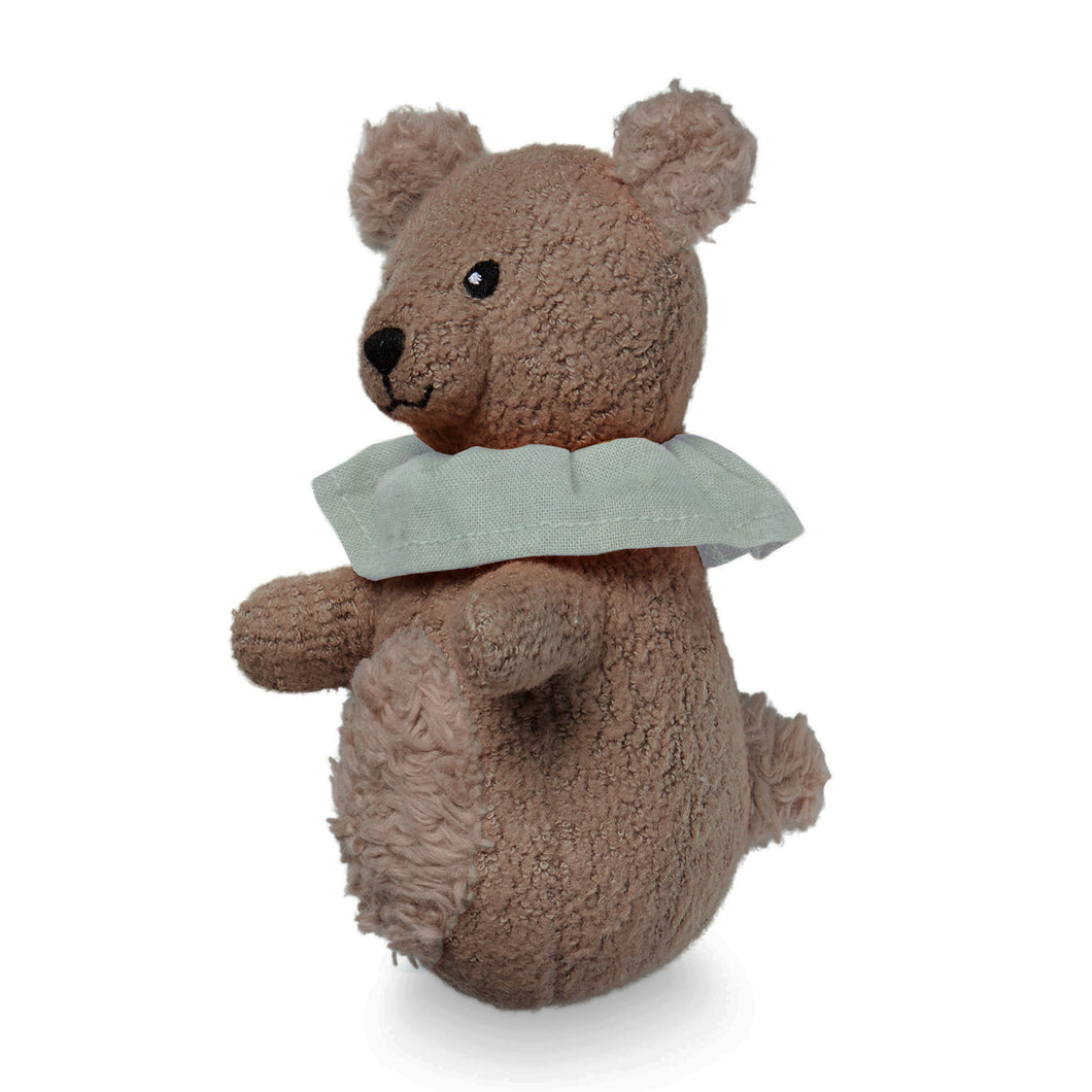 Cam Cam Soft Animal Rattle - Bear