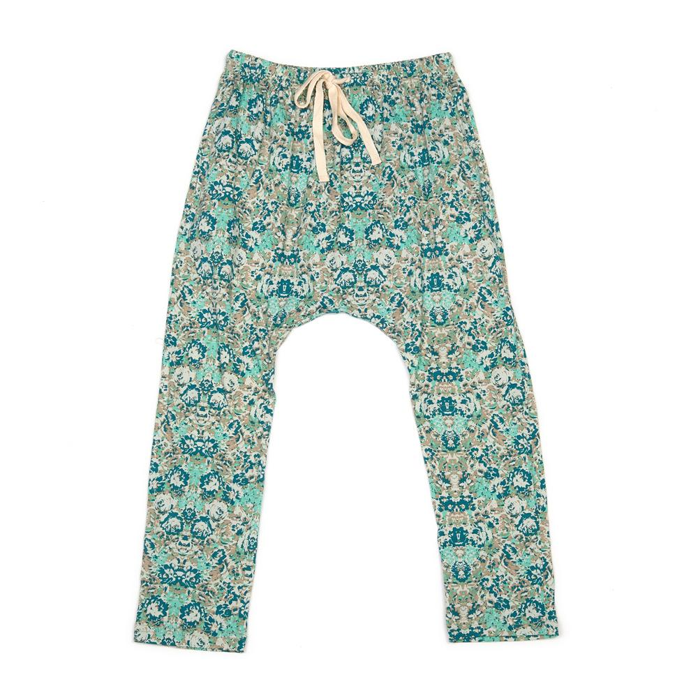 Children Of The Tribe - Evergreen Slouch Pants