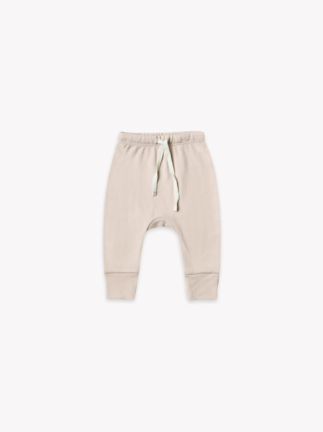 Quincy Mae - Drawstring Pant- Rose
