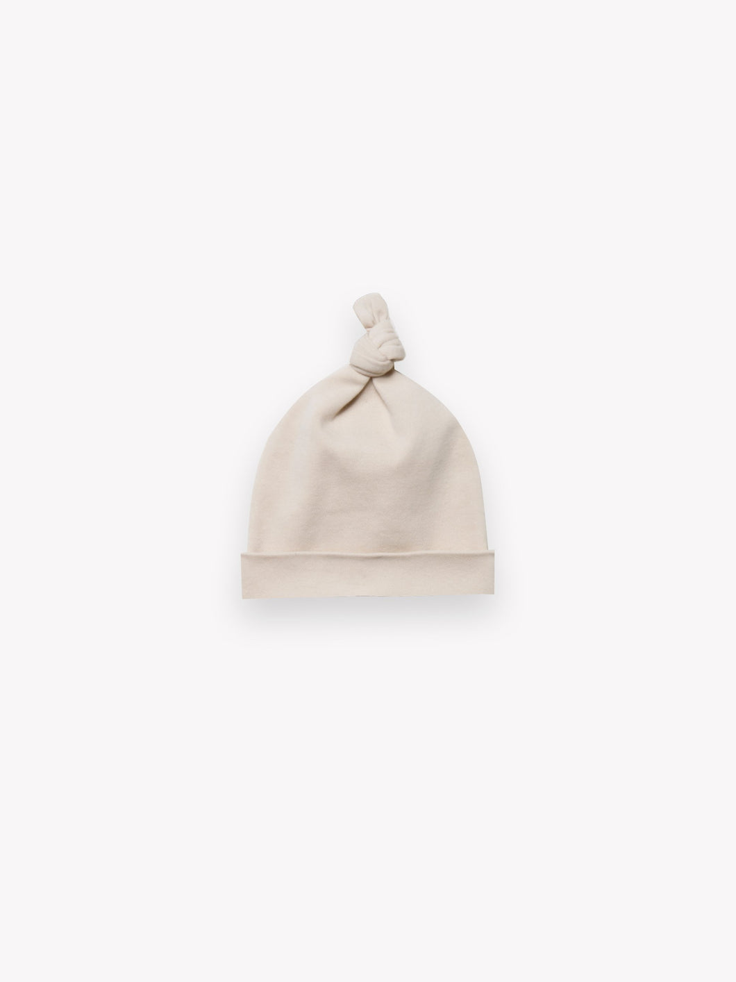 Quincy Mae - Knotted Baby Hat Rose