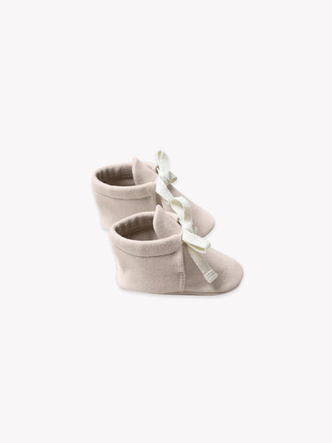 Quincy Mae - Baby Booties - Rose