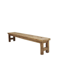 Load image into Gallery viewer, Yashar Rustic Bench Seat