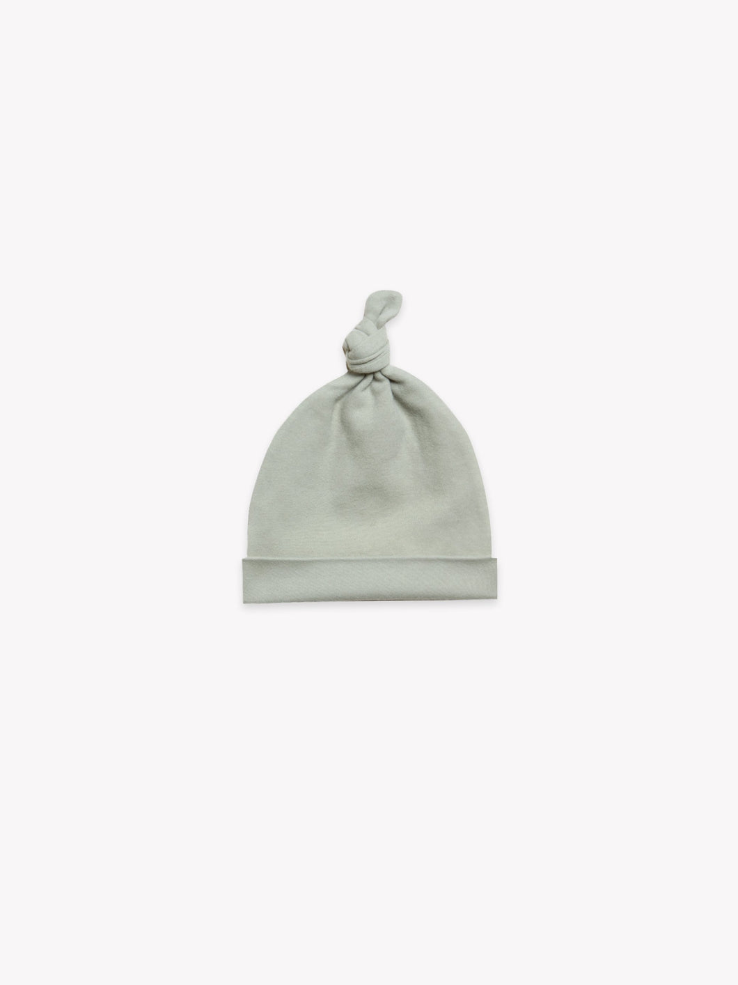 Quincy Mae - Knotted Baby Hat Sage