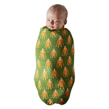 Load image into Gallery viewer, Kip & Co - Save the Orangutans Swaddle