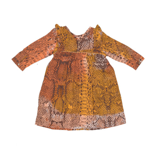 Children of the Tribe - Isabella Bird Dress
